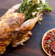 Grilled Pheasant